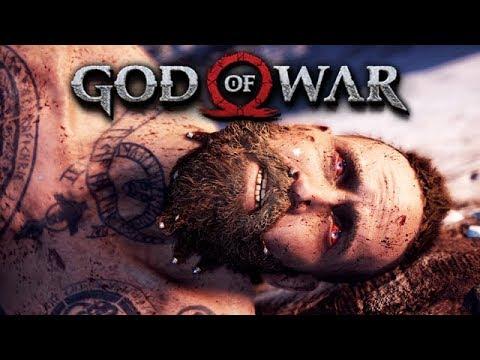 God of War Gameplay German #69 - Der Name Loki
