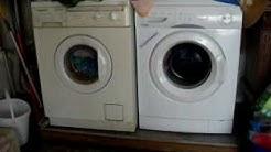 Luxor und Zanker Waschmaschine