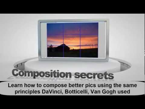 Beginners DSLR Digital Photography Course - Introduction Video Tutorial