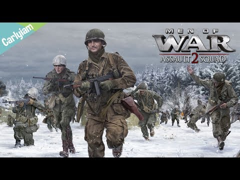 Battle Of The Bulge Base Defence - Robz Mod - MOW: AS2