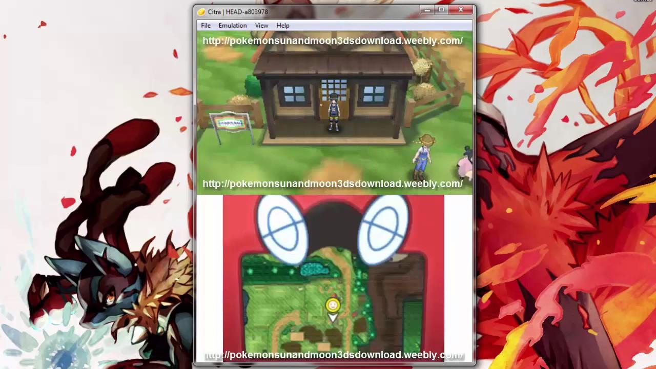 Pokemon Sonne Rom