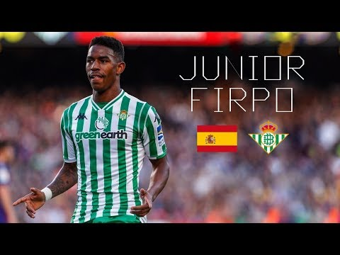 JUNIOR FIRPO - Deadly Skills, Tackles, Goals, Assists - Real Betis Balompié - 2018/2019