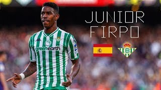 To contact me: info.paneecalcio@gmail.comjunior firpo (1996) is a spanish born in dominican republic who plays as left back for real betis balompié.music: ...