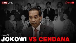Denny Siregar: JOKOWI VS CENDANA