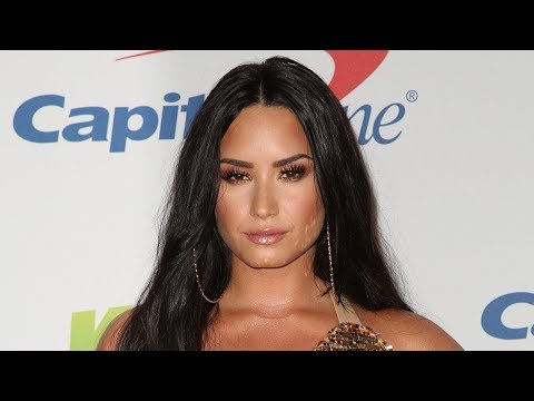 Download Youtube: Demi Lovato SLAMS Time For Choosing Trump As Person Of The Year Runner-Up