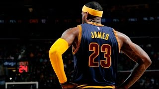"LeBron James - ""I"