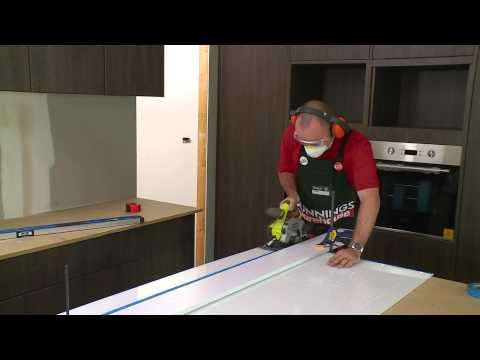 How To Install An Acrylic Splashback - DIY At Bunnings