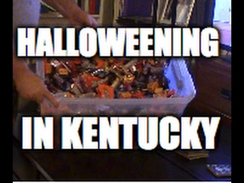 How We Halloween in Bullitt County/Hillview Kentucky- How To Redneck