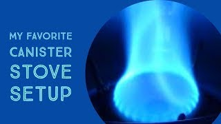BUNGZY COOKS #5: My favorite canister stove