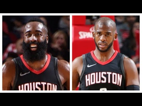 Download Youtube: James Harden and Chris Paul Each Score 28 Pts in Win vs. Spurs | December 15, 2017