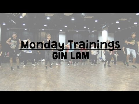 11/10/14 Training with Gin | Seal Me With A Kiss by Jessie J