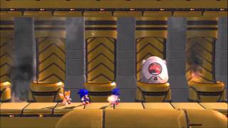 Sonic The Hedgehog 4 Episode 2 - Cutscenes HD