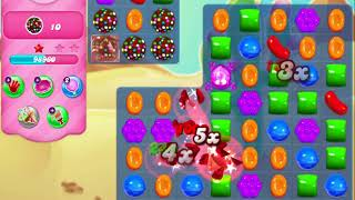 Candy Crush Saga - Level 694 (HARD)
