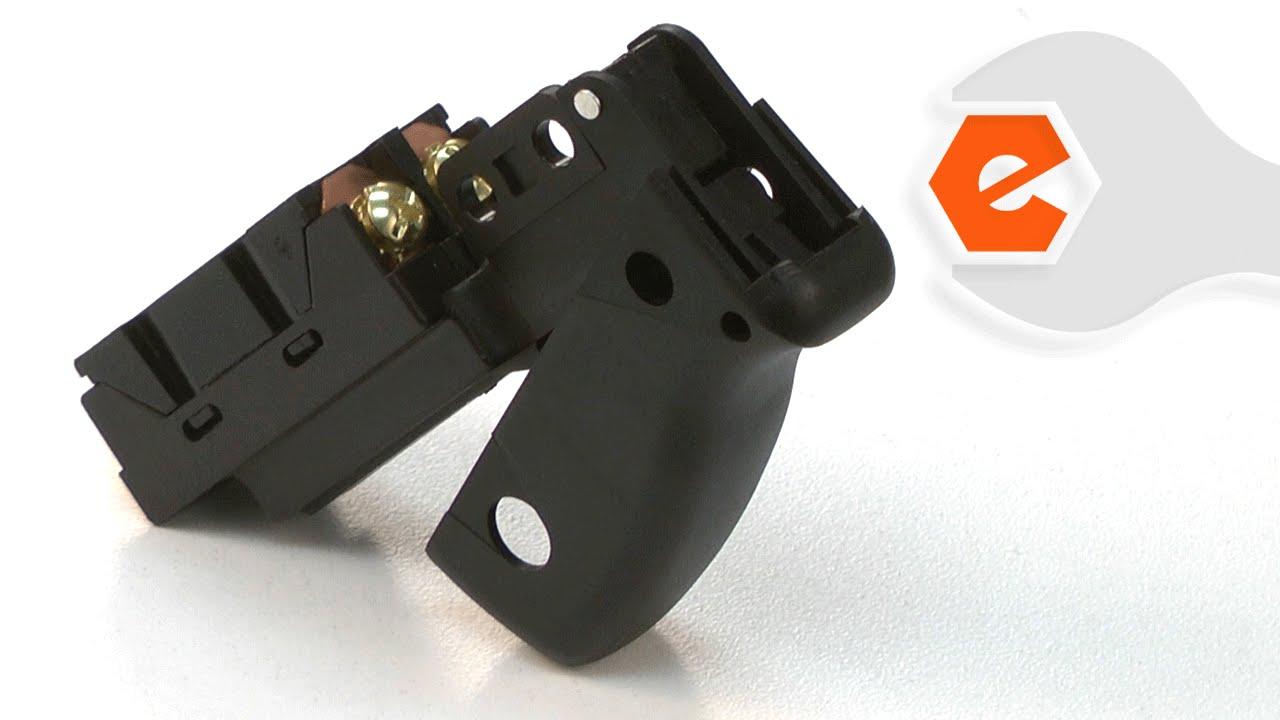 chop saw repair replacing the switch dewalt part 626214 00  [ 1280 x 720 Pixel ]