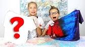 3 Color Tie Dye Shirt Challenge!!!
