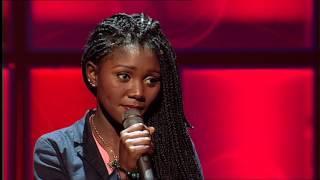 Tolu Olatoye performance on The Voice of Ireland