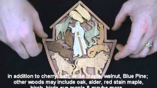 Noahs Ark.wood Brain Teaser Puzzle.wmv