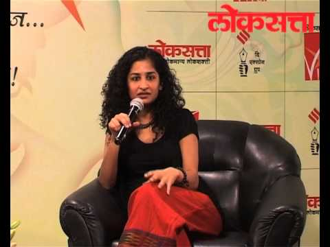 I don't wanted to put Marathi dialoge in Shreedevi's mouthe -- Gauri shinde