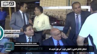 مصر العربية | احتفال الانتاج الحربي بـ