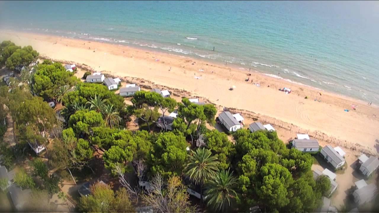 Camping las palmeras tarragona youtube - Camping interior tarragona ...
