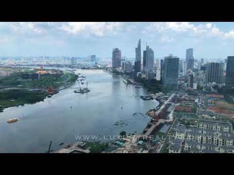 Luxury Vinhomes Golden River for rent in Aqua 3 3 bedrooms [Best view]