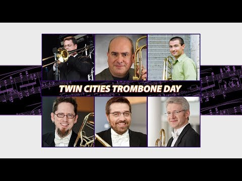 2018 Twin Cities Trombone Day Live Stream