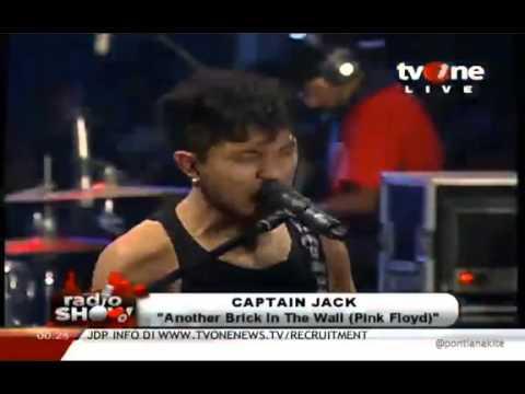 Captain Jack live at Radio Show TV One