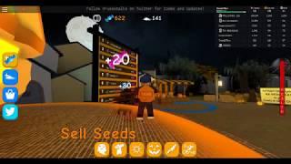 MONSTERS! Pumpkin carving simulator Roblox