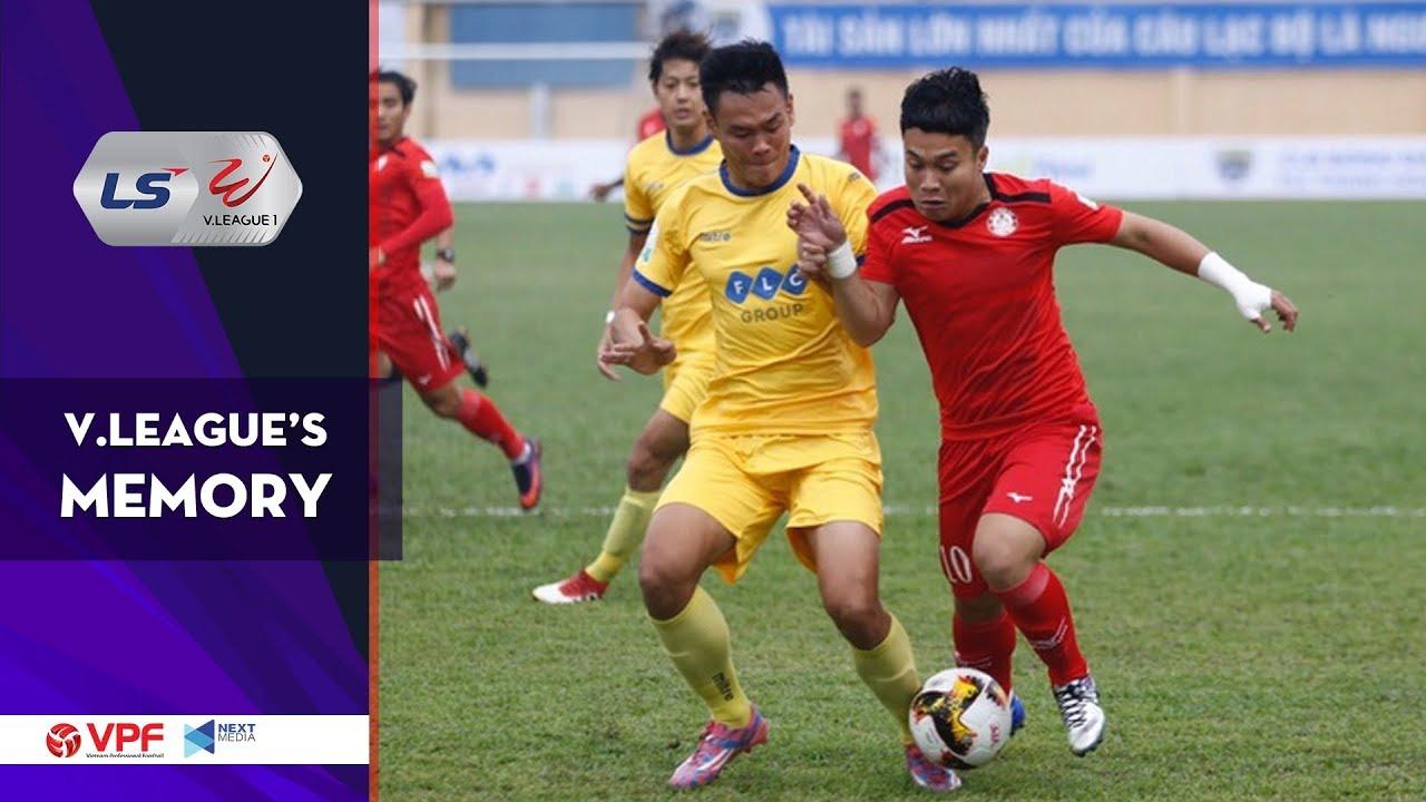 CLB TP. HCM – Thanh Hóa | Những bàn thắng khó quên nhất tại V.League | VPF Media