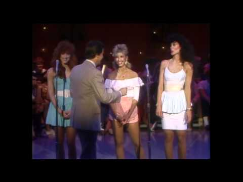 Dick Clark Interviews The Flirts - American Bandstand 1983