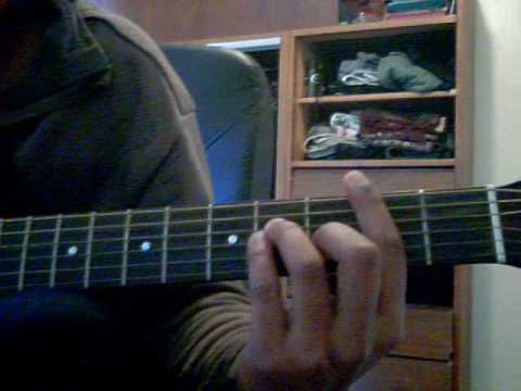 Bin tere~~I hate Love stories..chord tutorial by ANANDA