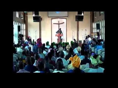 CBCG - Sunday Service 14th Aug. 2016: