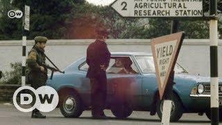Brexit an der irischen Grenze | DW Deutsch