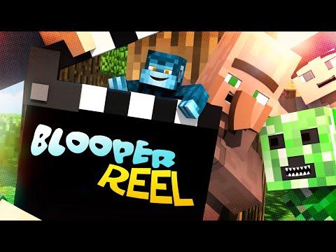 Minecraft Blooper Reel (Minecraft Animation)