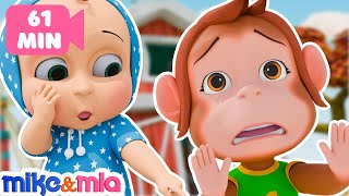 Monkey Lost his Tail | Nursery Rhymes | Where is my Tail ?