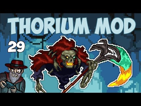 Terraria # 29 THIS BOSS... - 1.3.5 Thorium Mod Let's Play
