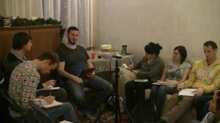 Урок 3. Структура истории искупления. (Христос во всем Писании) Церква Голгофи Київ