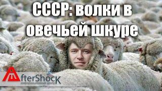 Волк в овечьей шкуре. Мемы со знаком минус из СССР.