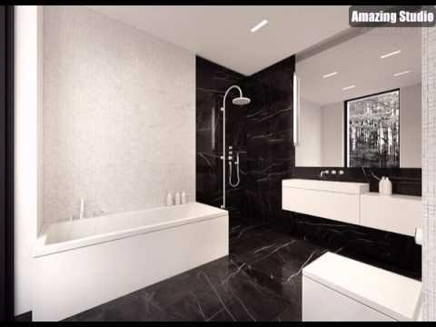 Schwarzer Marmor Badezimmer Youtube