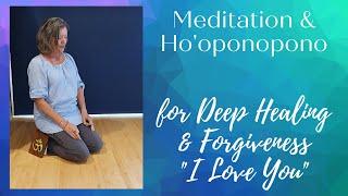 Meditation and Hooponopono Practice