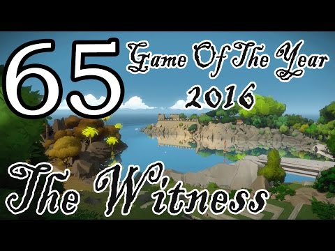 [65] The Witness - My Game Of The Year 2016 - Let's Play! Gameplay Walkthrough (PS4)