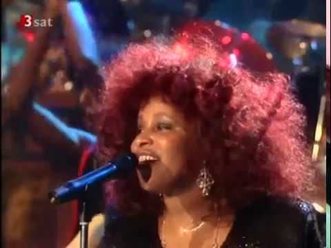 CHAKA KHAN 1985 Ain't Nobody [LIVE Ohne Filter Extra] GERMANY]