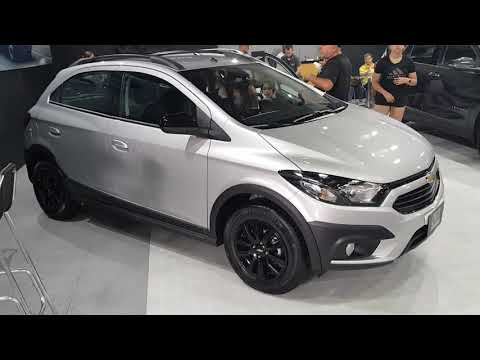 Chevrolet Onix Activ 2020 Youtube