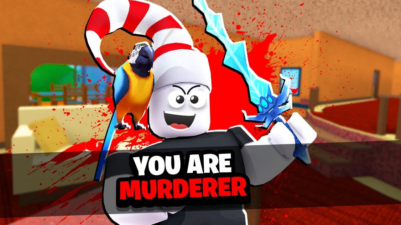 Lucky Murder Mystery 2 Roblox Youtube