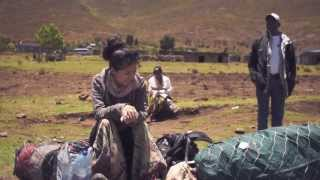 旅する鈴木446going to malealea lodge lesotho