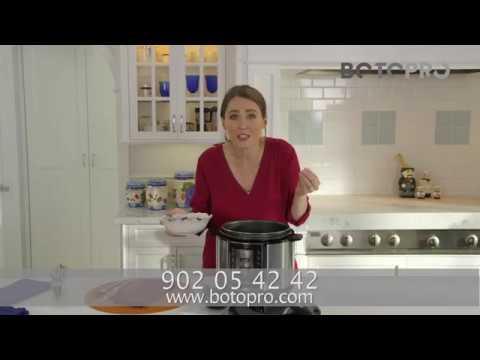 Pressure king pro el robot de cocina inteligente www for Cocina inteligente