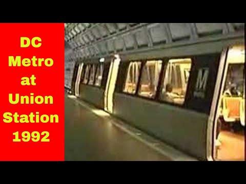 Washington Metro 1996