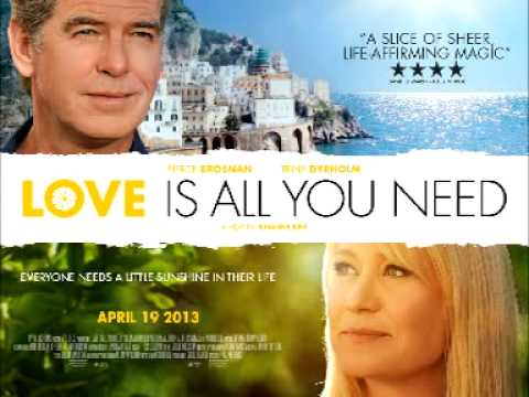 Johan Soderqvist: LOVE IS ALL YOU NEED (2012)
