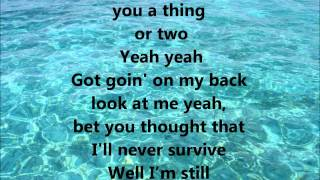 Anjulie - Brand New Chick - Lyrics (Clean Version).wmv
