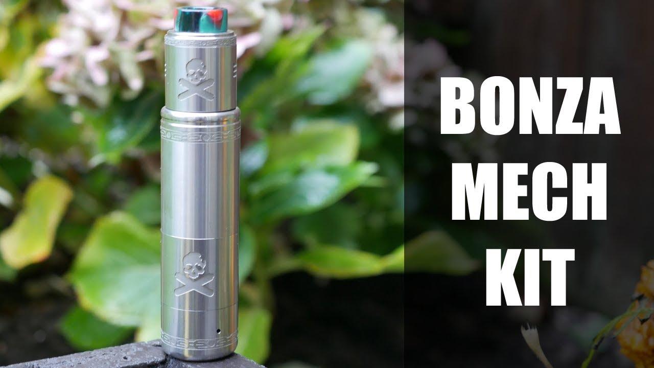 Bonza Mech Kit from the Vaping Bogan